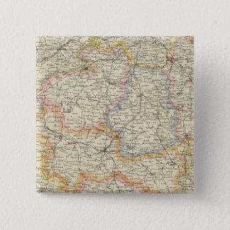 ベルラーシおよびウクライナ 5.1CM 正方形バッジ