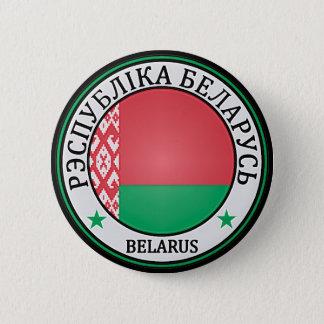 ベルラーシの円形の紋章 5.7CM 丸型バッジ