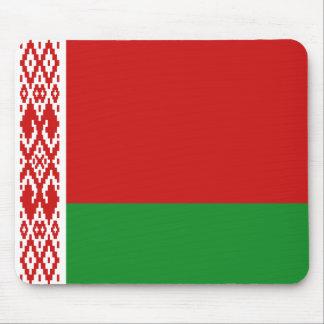 ベルラーシの旗のマウスパッド マウスパッド
