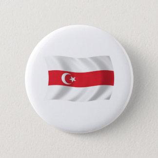 ベルラーシの旗ボタンのタタール 5.7CM 丸型バッジ