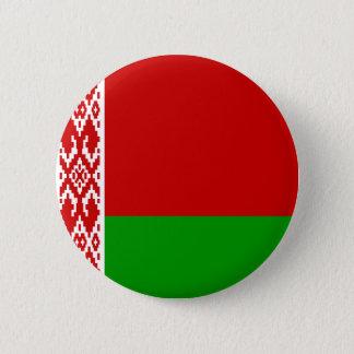 ベルラーシの旗ボタン 5.7CM 丸型バッジ