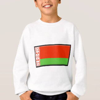 ベルラーシの旗 スウェットシャツ