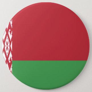 ベルラーシの旗 15.2CM 丸型バッジ