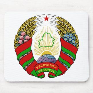 ベルラーシの紋章付き外衣 マウスパッド