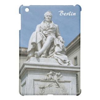 ベルリンのアレクサンダー・フォン・フンボルトの彫像 iPad MINI CASE