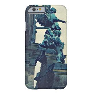 ベルリンのカテドラルの天使の電話箱 iPhone 6 ベアリーゼアケース