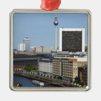 ベルリンのスカイライン、ドイツ メタルオーナメント
