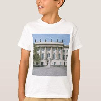 ベルリンのフンボルト大学 Tシャツ
