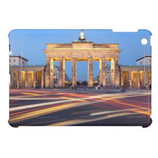 ベルリンのブランデンブルク門 iPad MINIケース
