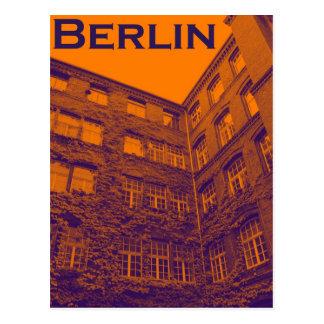 ベルリンのポスト ポストカード