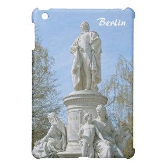 ベルリンのヨハン・ヴォルフガング・フォン・ゲーテの記念碑 iPad MINI カバー