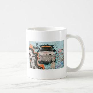 ベルリンの壁の片 コーヒーマグカップ