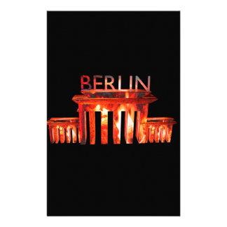 ベルリンの夜遊び 便箋