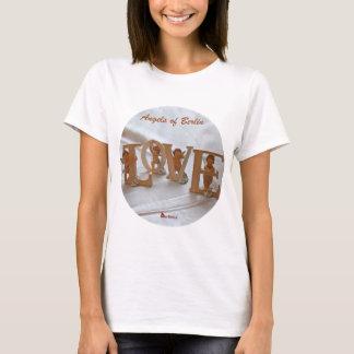 ベルリンの天使-欲求の翼 Tシャツ