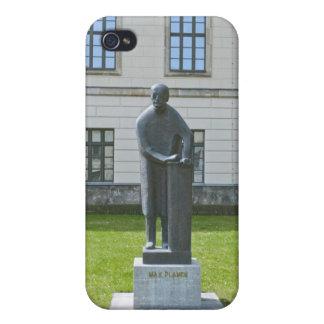 ベルリンの最高のPlanckの彫像 iPhone 4 Cover
