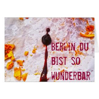 ベルリンの芸術 カード
