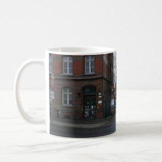 ベルリンの黄色い市街電車! -記憶-マグ コーヒーマグカップ