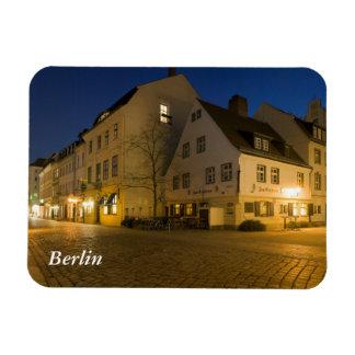 ベルリンのNikolaiviertel マグネット