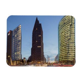 ベルリンのPotsdamer Platz マグネット