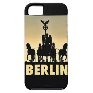 ベルリンのQuadriga 002.11のブランデンブルク門 iPhone SE/5/5s ケース