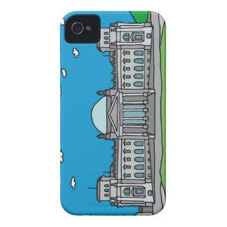 ベルリンのReichstagの建物 Case-Mate iPhone 4 ケース