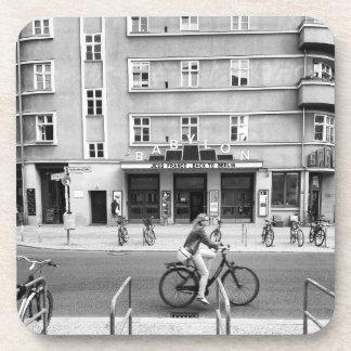 ベルリンイエス・キリストJessフランコドイツの自転車のコースター コースター