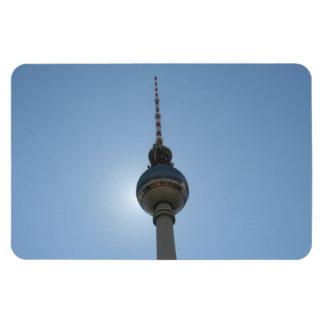 ベルリンタワーの地球 マグネット