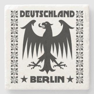 ベルリンドイツのワシの紋章 ストーンコースター