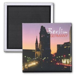 ベルリンドイツ旅行記念品の写真の冷蔵庫用マグネット マグネット