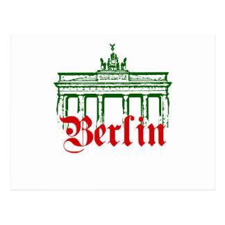 ベルリンドイツ ポストカード