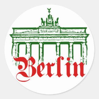 ベルリンドイツ ラウンドシール
