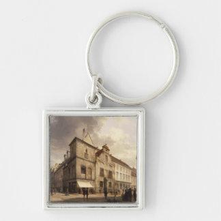 ベルリン古い市役所1867年 キーホルダー