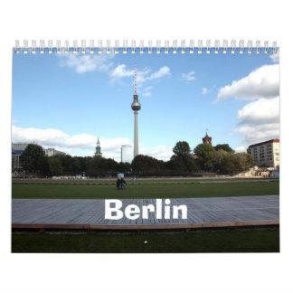 ベルリン2011年 カレンダー