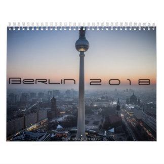 ベルリン2018のカレンダー カレンダー