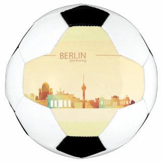ベルリン、ドイツのサッカーボール サッカーボール