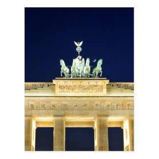 ベルリン、ドイツ ポストカード