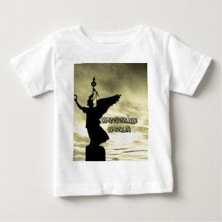 ベルリン-他の金ゴールド ベビーTシャツ