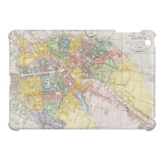 ベルリン(1846年)のヴィンテージの地図 iPad MINIカバー