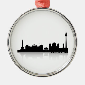 ベルリンCityscape_2 メタルオーナメント