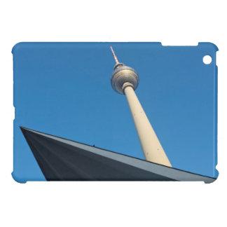 ベルリンFernsehturm iPad Miniケース