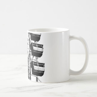 ベルリンTVタワー、アレックスとのFerris Wheel_01.01_G コーヒーマグカップ