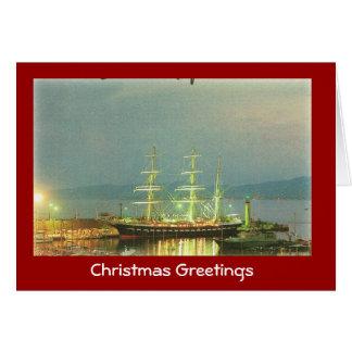 ベレンの聖者Raphaelのフランスのな帆船 カード