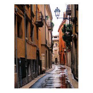 ベロナ、イタリアの郵便はがき ポストカード