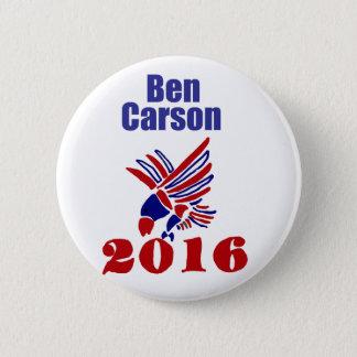 ベンカーソンの大統領のな政治芸術 5.7CM 丸型バッジ