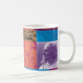ベンガルのコラージュのマグ コーヒーマグカップ