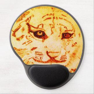 ベンガルトラのマウスのマット ジェルマウスパッド