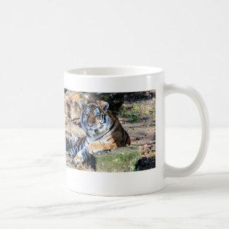 ベンガルトラの休息 コーヒーマグカップ
