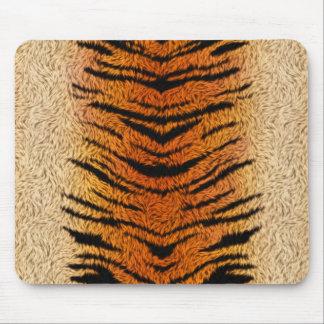 ベンガルトラ動物の毛皮 マウスパッド