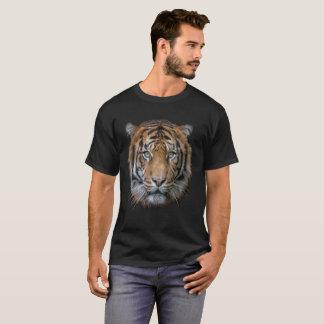 ベンガルトラ猫の野性生物のワイシャツ Tシャツ