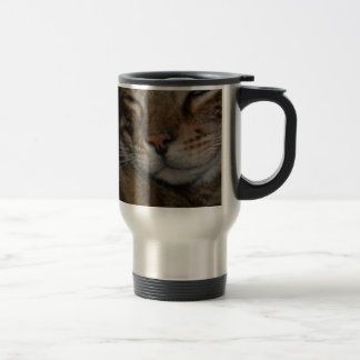 ベンガル不機嫌な猫 トラベルマグ